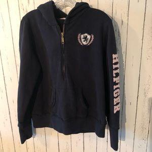 3 for $25! Tommy Hilfiger half zip sweatshirt